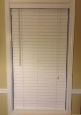 "Plantation Blinds Faux Wood 28.5"" X 36""  2 inch White (free shipping)"