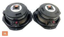 "JBL 2123H Midrange 10"" 8-ohm 250W Speakers PAIR - Tested - DCR's: 4.7 / 4.5"