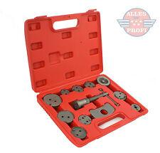 Bremskolbenrücksteller Bremsenkolben Rücksteller Werkzeug Satz Set (12tlg-ham-C)