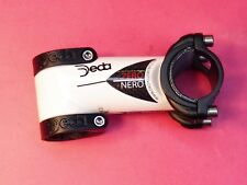 Deda Zero Nero White Carbon handlebar stem  31 / 90mm  NOS