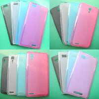For MEDION LIFE E5004 / S5004 Smartphone Soft TPU phone Case Cover aldi