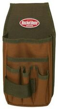 Bucket Boss 54170 Utility Pouch With Flap Fit