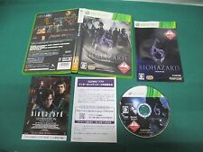 Xbox360 -- BIOHAZARD 6 Resident Evil -- JAPAN. GAME. Clean & Work. 60243