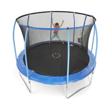 12ft Springless Trampoline Enclosure Combo for Kids 6+ Year KIds Backyard Play F