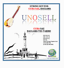 STRING SET FOR TURKISH STRING SMALL SIZE CURA SAZ NEW