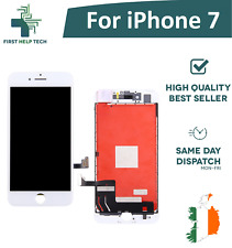 "For iPhone 7 4.7"" LCD Display Touch Screen Digitizer Assembly Unit White New"