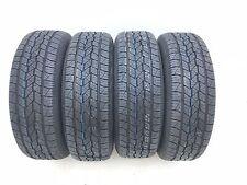 New Kelly Safari ATR Set of Tires(4) 265/70R17 2657017 Black or White Lettering