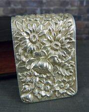 Vintage S. Kirk & Son Sterling Silver Napkin Clip 17F