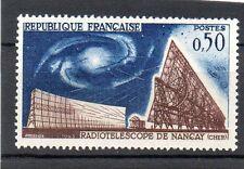 STAMP / TIMBRE DE FRANCE NEUF 1962 N° 1362 ** RADIOTELECOSPE DE NANCAY