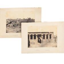 (2) PHOTOGRAPHS WILHELM HAMMERSCHMIDT (GERMAN, 19TH C.)