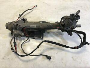 Audi A3 8P Lenkgetriebe Servolenkung 0196B00083