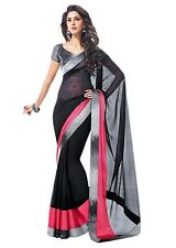 Veeraa Saree Exclusive Beautiful Designer Bollywood Indian Partywear Sari 132
