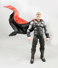 SU-TH-R2: Wired cape for Marvel Legends Infinity War Thor or Magneto (No Figure)