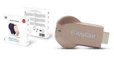 AnyCast-Color, Wireless Display Receiver, per AirPlay (iOS11, iPhone, MacBook),