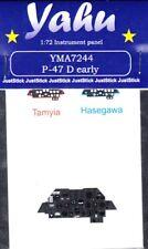 yma7244/ YAHU - Republic P-47 D (early) Thunderbolt - Instrument panel - 1/72