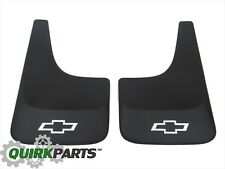 1987-2013 Chevrolet Moulded Front Or Rear Mud Guard Flaps OEM BRAND NEW Genuine