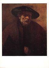BT15728 Portrait pf rembrands brothers canavas paint peintures postcard