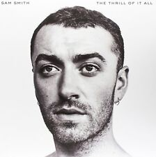 The Thrill of It All by Sam Smith - Vinyl LP (2017) - VG