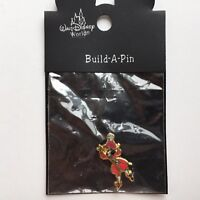 Build A Pin Add-On Captain Hook Disney Pin 15843