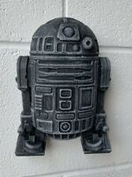 STONE GARDEN STAR WARS R2D2 WALL HANGING PLAQUE HANGER DETAILED GIFT ORNAMENT