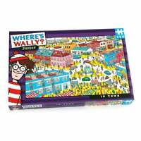 Where's Wally Junior In Town Puzzle 100 Piece Childrens Jigsaw Puzzle UG5955