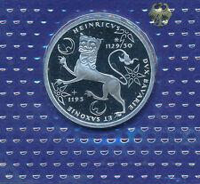 Polierte Platte 10 Dm Gedenkmünzen Der Brd Mit Berühmter
