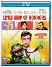 Little Shop of Horrors [1986] [Region Free] (Blu-ray)