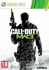 Call of Duty: Modern Warfare 3 III  Xbox 360 New and Sealed
