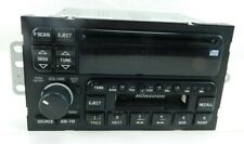 Delco Electronics Part No. 09373344 Prod. ID 2001 Car Stereo - Used & Untested