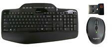 Logitech Wireless Combo K710 teclado de rendimiento MK710 & Ratón M705 920-002416