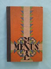 Mental Menus Paul G Rohr-1929-Collection of Poetry/Sunshine-Worthwhilers (B6)WJR