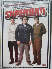 SuperBad 2 Disc Extended Version (DVD, 2008) NEW SEALED (Nordic Packaging) PAL