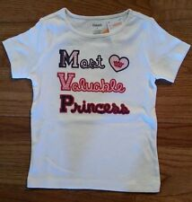 NEW Gymboree Girls Bling Homecoming Kitty Most Valuable Princess Tee Top Girls 8