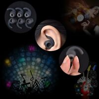 3 Pairs Silicone Earbuds Cover With Ear Hook For Bluetooth Headset S/M/L