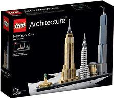 LEGO Architecture New York City 21028, Skyline Collection, Building Bricks