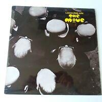 The Move - Looking On - Vinyl LP UK 1st Press 1970 A-2U/B-2U Fly Jeff Lynne