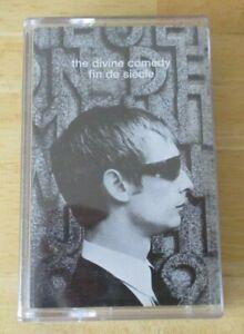 The Divine Comedy cassette Fin de siecle/setmc057, 5 & 5  tracks, SETMC057