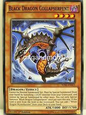 Yu-Gi-Oh - 1x Black Dragon Collapserpent - SDSE - Structure Deck Synchron Extrem