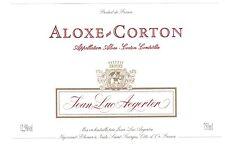 Etiquette de vin - ALOXE CORTON