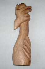 Henri Laurens signed sculpture 'Etreinte Passionnée' 1909 -Provocative & Sensual