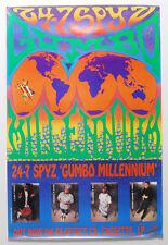 "24-7 SPYZ ""Gumbo Millennium"" PROMO Poster 24""x36"""
