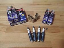 4x Ford Escort 1.6i 1597cc Zetec y1986-2000 = Brisk YS Silver Spark Plugs