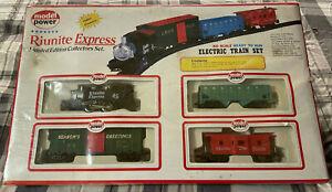 MODEL POWER HO Train Set - Riunite Express