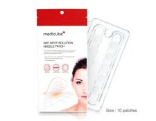 MEDICUBE Red Spot Solution Needle 10 Patchs  For Trouble Skin Acne