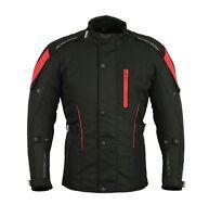 Hombre de Nueva super calidad chaqueta de Moto Cordura S,M,L,XL,XXL,3XL,4XL