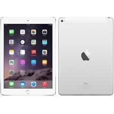 Apple iPad Air 2 64GB, Wi-Fi + Cellular (Unlocked) 9.7in  Silver A+ Grade 12 M W