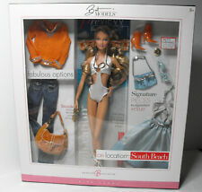 BARBIE Best Models Collector Pink Label South Beach doll MINT NRFB Free Shipping