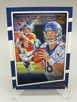 Peyton Manning All-Time Gridiron Kings Donruss 2020 Denver Broncos #ATGK-PM