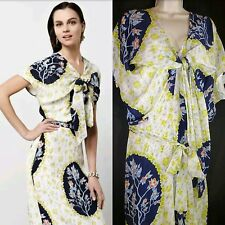 Anthropologie Rhoda Cameo Gown Maxi Dress By CHRIS BENZ Womens Size 10 Sold Out