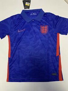 England Football Shirt Away 2021 Size Medium